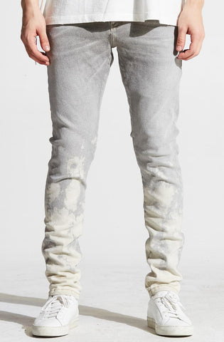 Crysp Pacific Denim (Sky Cloud)