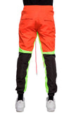 EPTM Color Block Windbreaker Pants