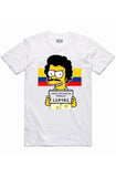 Streetwear Official Esco Bart Cream Tee