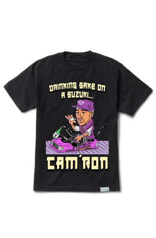 Diamond Supply X Cam'Ron Sake Tee (Black)
