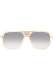 Cazal 666 Legends Crystal Grey Gradient Sunglasses
