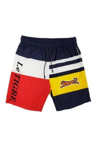Le Tigre Color Block Shorts