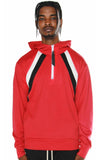 EPTM Double Stripe Red Pullover