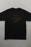 Adapt SF Eclipse Men's Black Tee