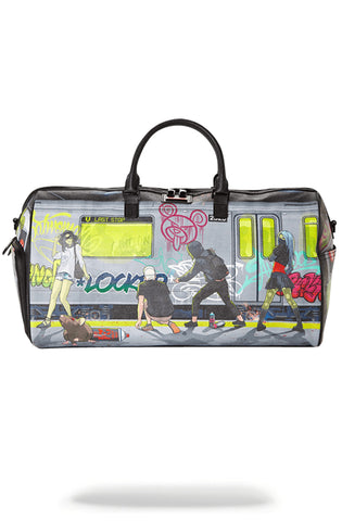Sprayground Training Day Duffle Bag