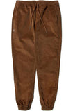 FairPlay Brown Corduroy Joggers
