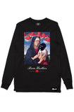 Hasta Muerte Born Hustlers Third Eye Long Sleeve (Black)