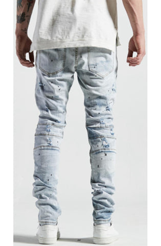 Embellish Anika Biker Denim