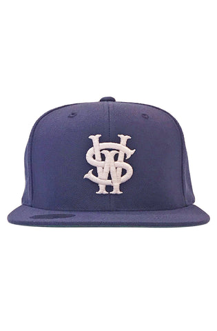 Stay Winning SW Navy/White Snap Back Hat