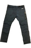 Embellish Navy Biker Denim
