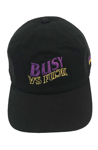 Okami Busy As Fuck Purple/Gold Dad Hat
