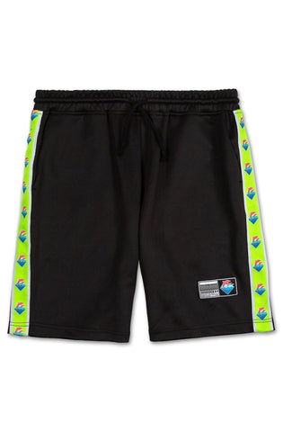 Pink Dolphin Motors Gray Track Pants