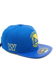 Pro Standard Golden State Warriors Team Logo Royal Strap Back