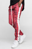 EPTM Red Bandana Track Pants