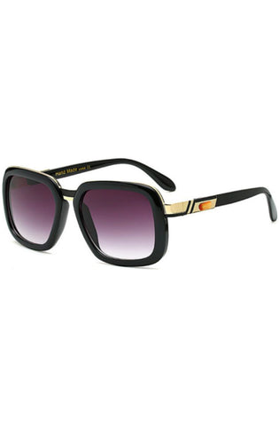 Roial Casino Black Sunglasses