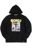 Roku Studio Sword Man Pop Art Hoody (Black)