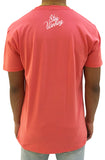 Stay Winning Rising Sun Coral Tee