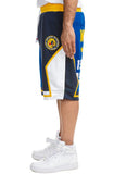 Iro-Ochi Winners Royal Club Snap Shorts