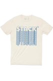 Fly Supply Stack Natural Tee