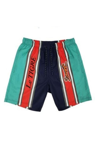 Le Tigre Stripe Shorts