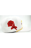 Reason Strip Club Veteran White Strap Back Hat