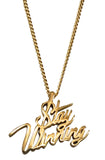 Stay Winning Yellow Gold Chain