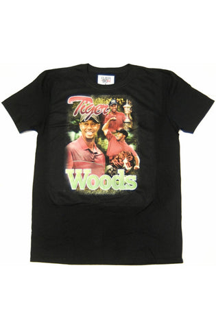 Class of 90 Six Tiger Woods Tee