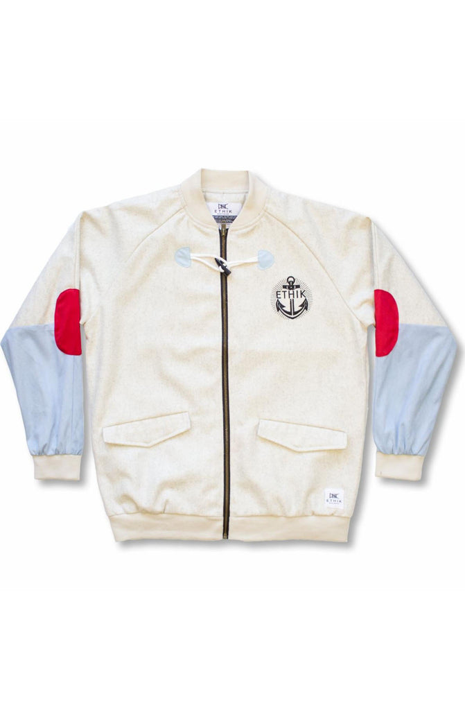 Ethik Cream Yacht Club Jacket