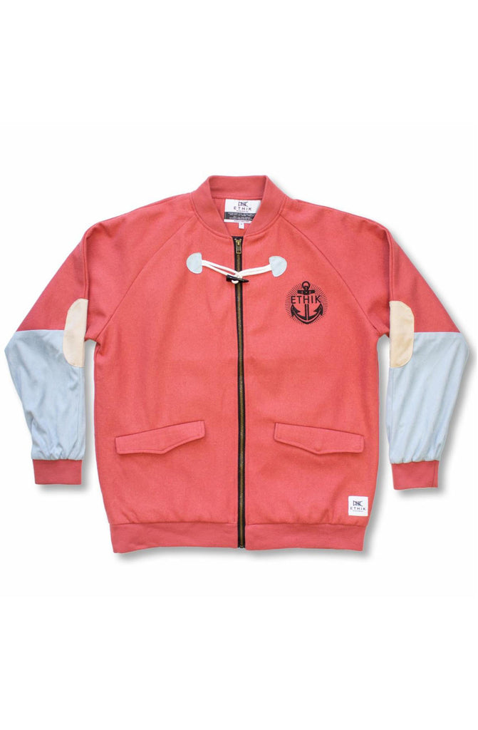 Ethik Red Yacht Club Jacket