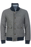 Jachs New York Two Tone Grey Button Down Coat