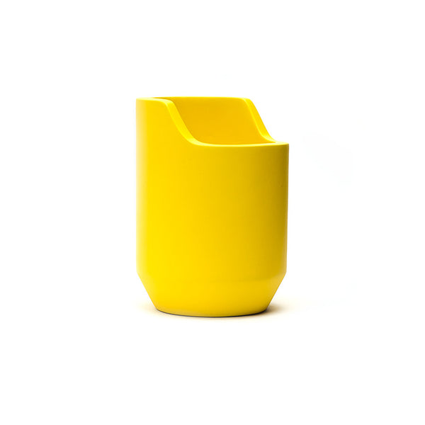 Object 001 - Desk Cup - Spectra Yellow