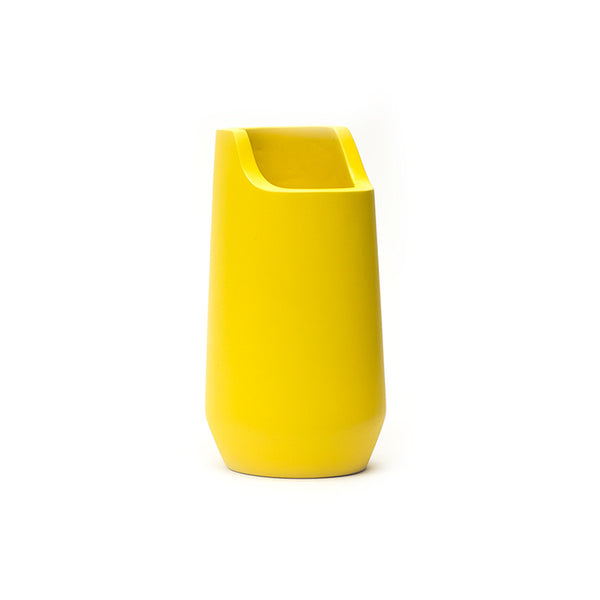 Object 002 - Tall Desk Cup - Spectra Yellow