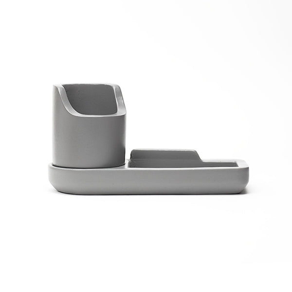 Object 003 - Desk Tray Set - Medium Grey