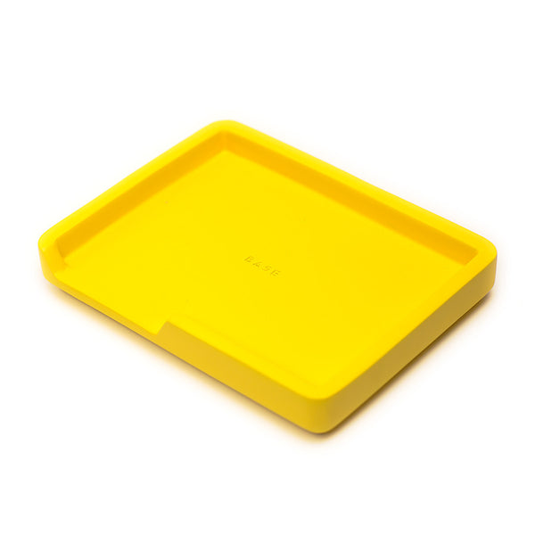 Object 004 - Valet Tray - Spectra Yellow