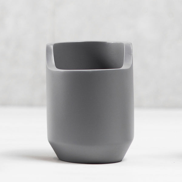 Object 001 - Desk Cup - Medium Grey