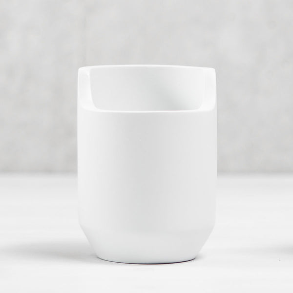 Object 001 - Desk Cup - Flat White