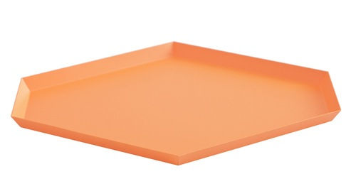 HAY KALEIDO TRAY/ L / ORANGE - Eclectic Cool
