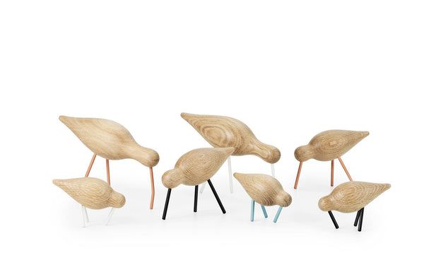 NORMANN COPENHAGEN SHOREBIRD - Eclectic Cool