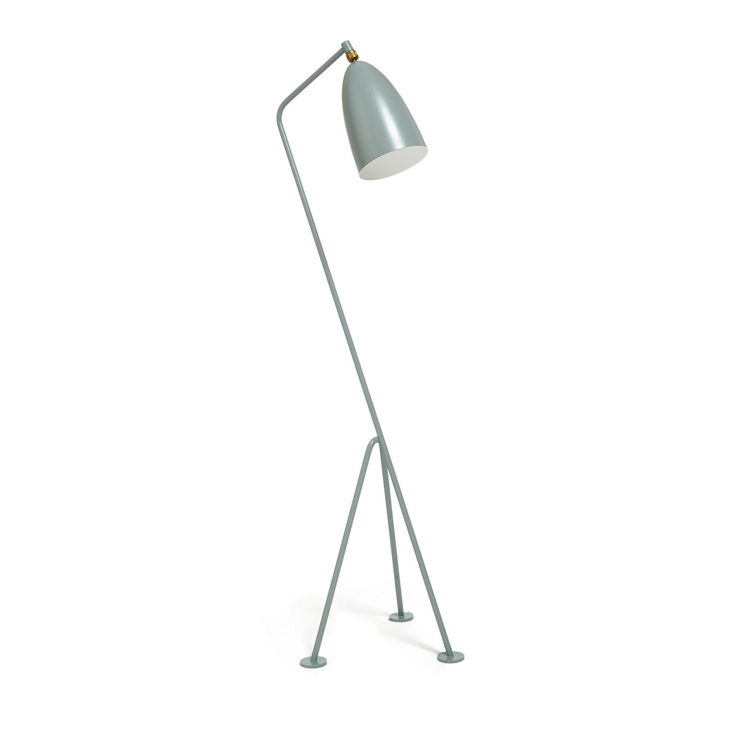 grossman lighting. GRASSHOPPER STANDARD LIGHT IN GREY BY GRETA GROSSMAN - Eclectic Cool 1 Grossman Lighting