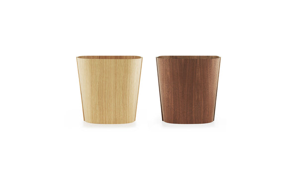 NORMANN COPENHAGEN TALES OF WOOD OFFICE BIN - Eclectic Cool  - 1