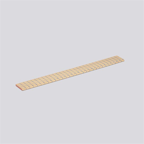 HAY WOODEN RULER/THIN - Eclectic Cool