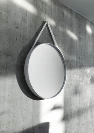 HAY STRAP MIRROR - Eclectic Cool