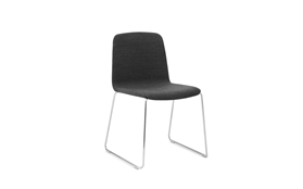 NORMANN COPENHAGEN JUST CHAIR UPHOLSTERED - Eclectic Cool  - 5