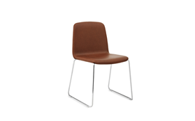 NORMANN COPENHAGEN JUST CHAIR UPHOLSTERED - Eclectic Cool  - 4