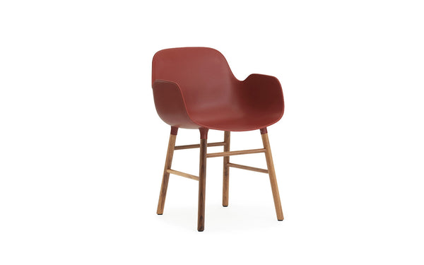 NORMANN COPENHAGEN FORM ARMCHAIR - Eclectic Cool  - 1