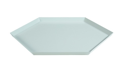 HAY KALEIDO TRAY / XL/ GREY - Eclectic Cool