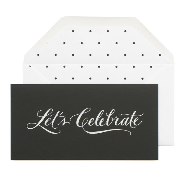 SUGAR PAPER LET'S CELEBRATE - Eclectic Cool