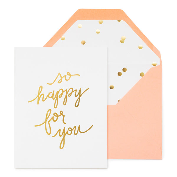SUGAR PAPER HAPPY FOR YOU - Eclectic Cool