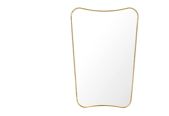 GUBI GIO PONTI RECTANGULAR WALL MIRROR - Eclectic Cool  - 2