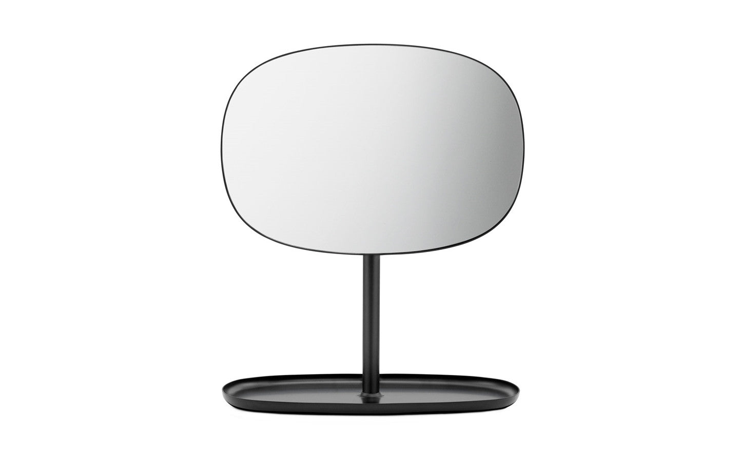 Normann Copenhagen Flip Mirror in BLACK - Eclectic Cool  - 1